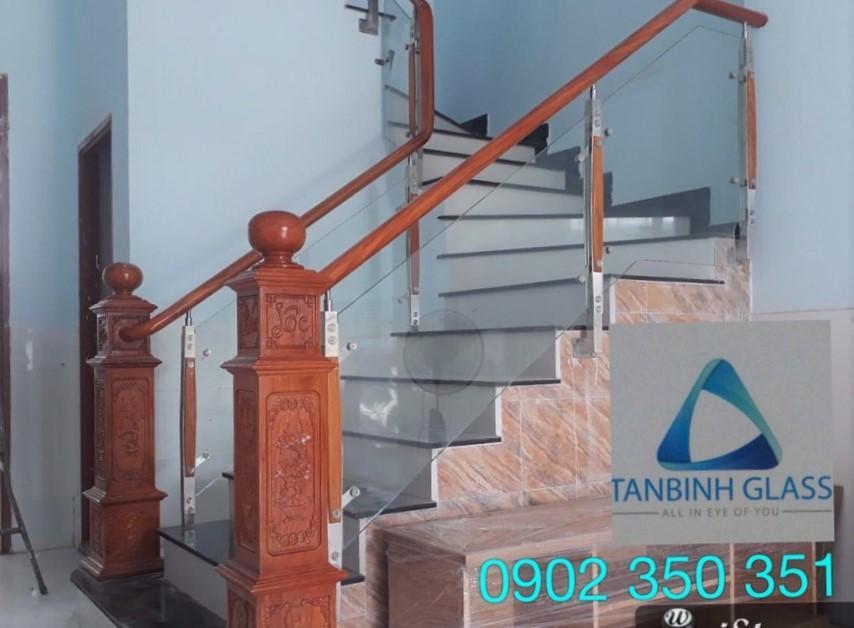 tay vịn cầu thang đà nẵng